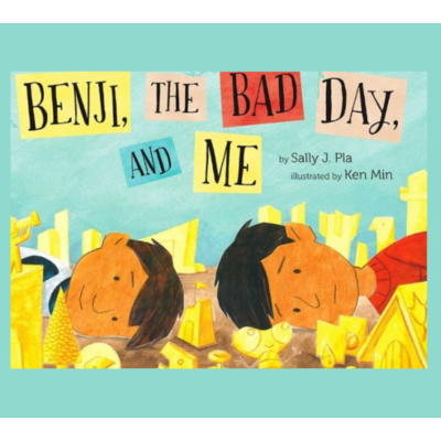 Story Time With Amanda: Benji, The Bad Day, and Me